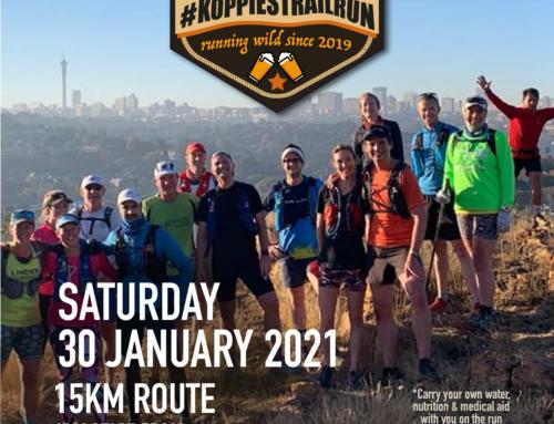 Koppies Trail run #15
