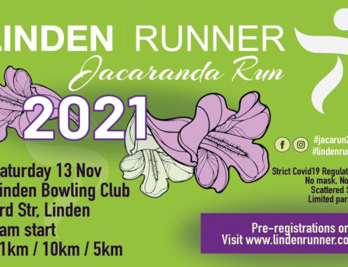 JACARANDA RUN – 13 NOVEMBER 2021
